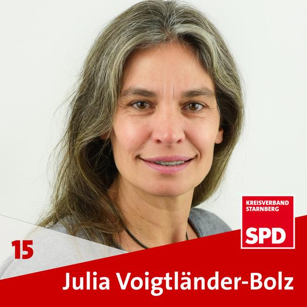 Julia Voigtländer-Bolz
