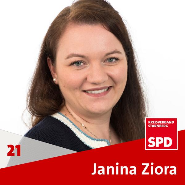 Janina Ziora
